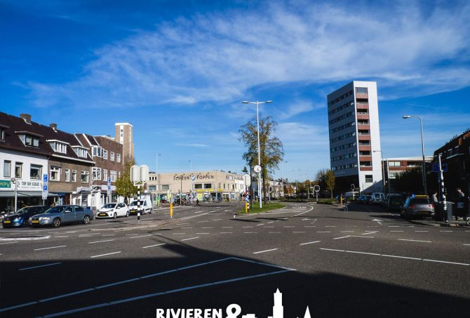 Marketing Centrumgebied Rivierenwijk, Utrecht