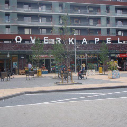 Herontwikkeling Winkelcentrum Overkapel